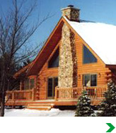 Log & Log-Sided Home Projects