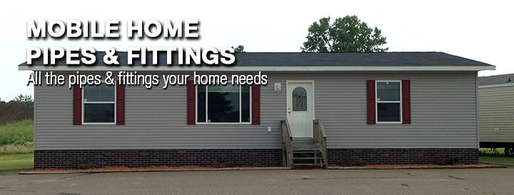 Mobile Home Pipes & Fittings