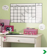 Dry Erase and Calendars Decals