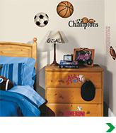 Sports Murals and Decals