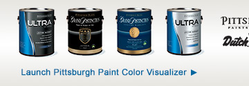 Launch Pittsburgh Paint Color Visualizer