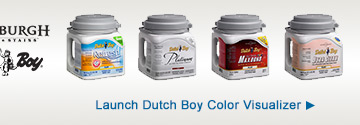 Launch Dutch Boy Color Visualizer
