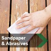 Sandpaper & abrasives