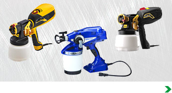 Handheld Sprayers & Rollers