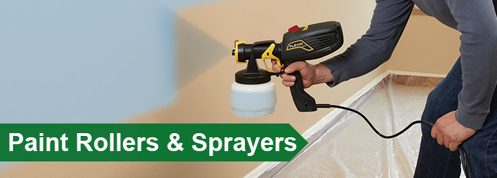 Power Sprayers & Rollers