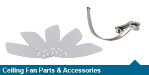 Ceiling Fan Parts & Accessories