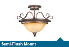 Semi-Flush Mount