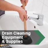 Drain Cleaning Equipment & Supplies