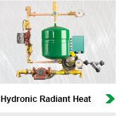 Hydronic Radiant Heat
