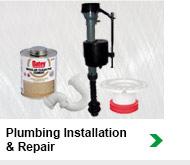 Plumbing Installation & Repair