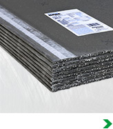 Cement Board Underlayment Panels