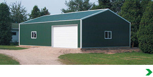 Prepriced Pole Barns/Post Frames