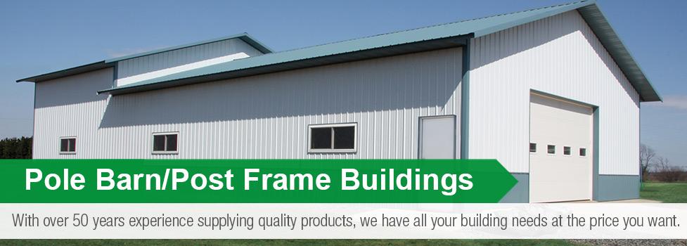 Post Frame Buildings