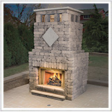 Fireplaces Landscaping Projects