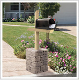Mailbox Landscaping Projects