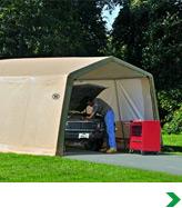 Carports & Shelters