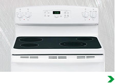 Electric Smooth Top Ranges