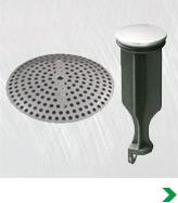 Tub Drains, Overflows, Kits & Accessories