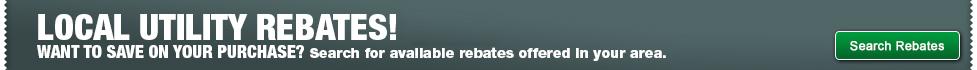 Local Utility Rebates