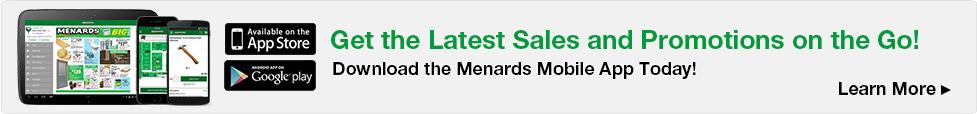 Menards Mobile App