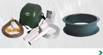 Sewage & Septic Tank Accessories
