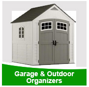Garage & Outdoor Organizers
