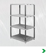 Freestanding Shelving Units & Components