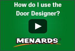 How do I use the Mastercraft Door Designer?
