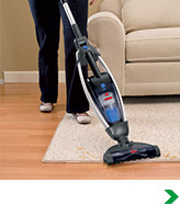 Stick Vacuums and Sweepers