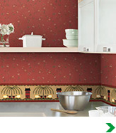 Kitchen and Bath Wallpaper
