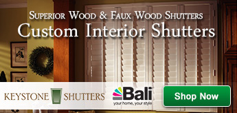 Custom Interior Shutters. Superior wood and faux wood shutters. Shop now.