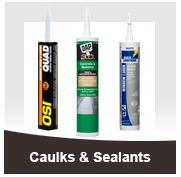 Caulk & Sealants