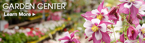 Garden Center. Click here to learn more.