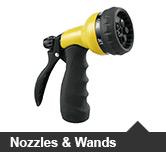 Nozzles & Wands