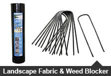 Landscape Fabric & Weed Blocker