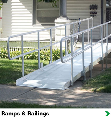 Ramps and Railings