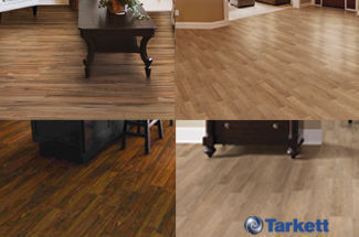 Worthington™ Attached Pad Laminate Flooring