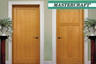 Pre-Finished Craftsman Style 1-Panel and 3-Panel Doors