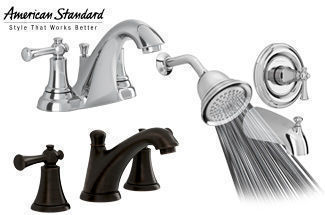 Lyncroft Bath Faucets
