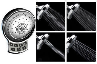 Levaqua&#174; Digital Showerhead