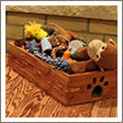 Pet Toy Boxes