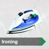 Ironing