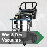 Wet &amp; Dry Vacuums