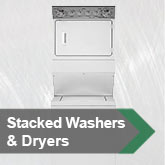 Stacked Washers & Dryers