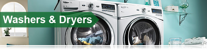 Washers and Dryers Feature