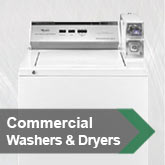 Commercial Washers &amp; Dryers