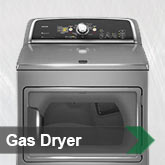 Gas Dryers
