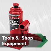 Tool &amp; Shop Equipment