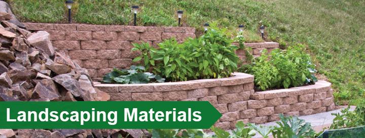 Landscaping Borders Menards : Landscaping materials at menards