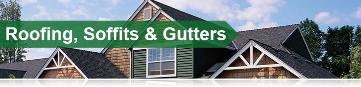 Roofing Soffits Amp Gutters At Menards